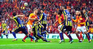 Galatasaray kazanmadan kasayı doldurdu