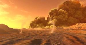 Kızıl gezegen Mars hakkında daha önce duymadığınız 8 ilginç bilgi