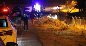Mardin'de zırhlı polis aracına bombalı saldırı!