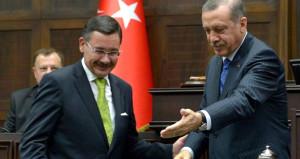Gökçek'in istifasıyla ilgili Erdoğan'dan anlamlı mesaj
