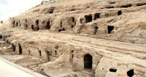 Şanlıurfa'da 2 bin yıllık 133 mezar ortaya çıktı, bölge müzeye dönüştü