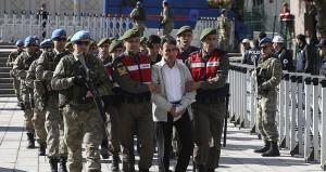 TÜRKSAT davasında karar! 13 eski askere 3 kez ağırlaştırılmış müebbet