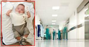 3 aylık bebeğin idrarından uyuşturucu madde çıktı!