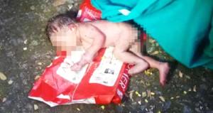 Yeni doğmuş bebeği çöpe attılar! Nedeni çağ dışı