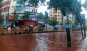 Bayramda yağmur yağdı, Hindistan sokaklarında kan nehirleri oluştu