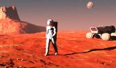 Mars yolculuğu için iki buçuk milyon kişi rezervasyon yaptırdı