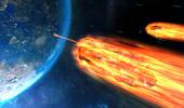 Çin'e ait uzay aracı kontrolsüz bir şekilde dünyaya yaklaşıyor