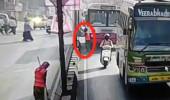 Dikkatsiz sürücü can aldı! Önce çarptı sonra kafasının üstünden geçti
