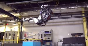 Atlas isimli bu robot gelecekte hayatımızı kurtaracak