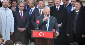 Başbakan'dan Cizre'ye hastane ve doğalgaz müjdesi