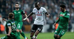Beşiktaş, Akhisar Belediyespor'a diş geçiremedi