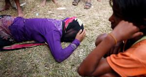 Bir babanın en zor anı: Kızıma tecavüz edip öldürdüklerini gördüm