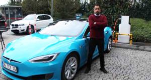 Dünyada taksi olarak ilk Türkiyede kullanıldı! Sadece 2 tane var
