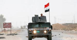 Irak ordusu, DEAŞ'ın elindeki son toprağı da aldı