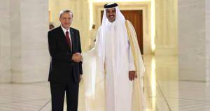 Katar'la tarihi anlaşma! 2 milyar metreküp doğalgaz gelecek