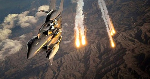 Kuzey Irak'taki PKK kamplarına bomba yağdı!