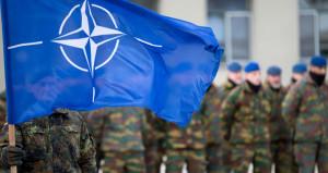 NATO tatbikatındaki