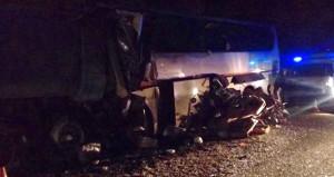 Rusya'da katliam gibi kaza: 15 ölü, 5 yaralı