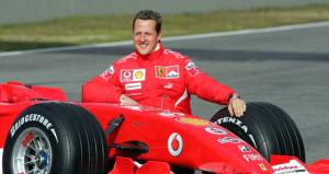 Schumacherin aracı rekor fiyata satıldı