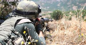 Diyarbakır'da çatışma! Uzman çavuşun kanı yerde kalmadı
