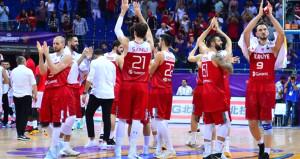 Basketbolda Milli Takım kadrosu açıklandı