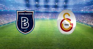 Medipol Başakşehir ile Galatasaray Karşılaşacak! 11'ler belli oldu