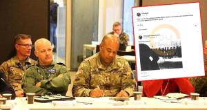 İşte NATO tatbikatındaki skandalın belgesi!