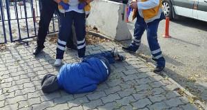 13 yaşındaki çocuk, karakol bahçesinde 14 yaşındaki çocuğu vurdu