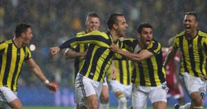 Fenerbahçeli Soldado 8 yıl sonra bir ilki başardı!