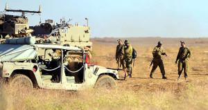 50 yıldır işgal altında olan kritik bölgeye İsrail'den tatbikat!