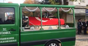 Naim Süleymanoğlu'nun cenazesi böyle getirildi