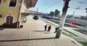12 yaşındaki Muhammet, arkadaşlarıyla koşarken trenin altında kaldı
