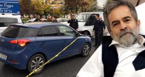 Akit TV yorumcusuna oğlunun yanında silahlı saldırı