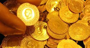 Altın durmak bilmiyor! Tarihi zirveyi gördü