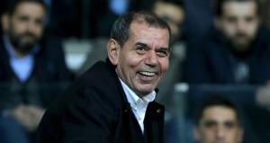 Başakşehir'den fark yiyen Galatasaray'da müjdeli haberi başkan aldı
