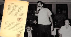 Deniz Gezmiş'in idam hükmünü satın alan iş adamı: Yırtıp atacağım