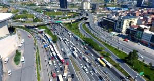İstanbul'da 20-23 Kasım'da bazı yollar trafiğe kapatılacak!