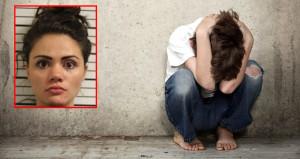 Kadın öğretmen, ilişkiye girmek için öğrencisini beklerken yakalandı!