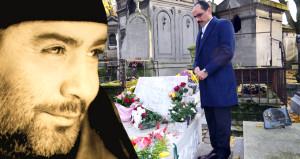 Mezarı başında konuştu: Korku ikliminde haksızlığa maruz kaldı