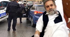 Saldırıya uğrayan Akit TV yorumcusu: Oğlumun kan görmesini istemedim