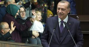 AK Parti grubunu bastıran çığlık: Dede! Erdoğan kayıtsız kalmadı