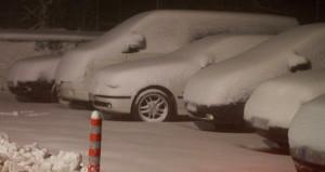 Beklenen kar geldi! Türkiye'nin birçok ili beyaza büründü