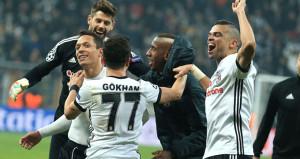 Beşiktaş, Şampiyonlar Liginde kasasını doldurdu!