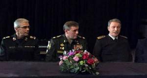 Liderler zirvesi öncesi Soçi'de üst düzey askeri zirve