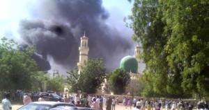Nijerya'da sabah namazı sırasında intihar saldırısı: 50 ölü!
