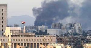 Tarihi zirve öncesi Rusya'nın Şam Büyükelçiliğine saldırı