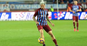 Trabzonspor'a Sosa'dan kötü haber! En az 2 hafta yok
