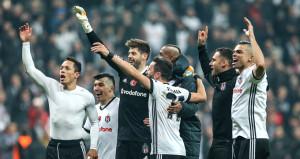 Türk futbol tarihinde bir ilk! Tebrikler Beşiktaş