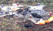 Satanist ayin yapan 4 Türk, kurban seçtikleri Türk'ü öldürüp yaktı