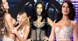 Victoria Secret melekleri coştu! Neler oldu neler